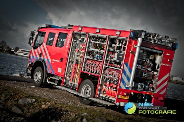 Nieuwe tankautospuit voor Werkendam